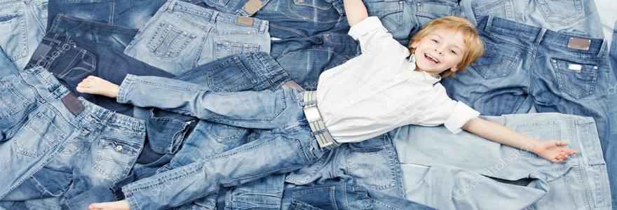 Pentalons pour garçons