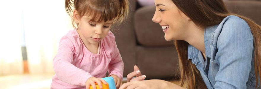 Service de garde d'enfant Montessori le Mercredi